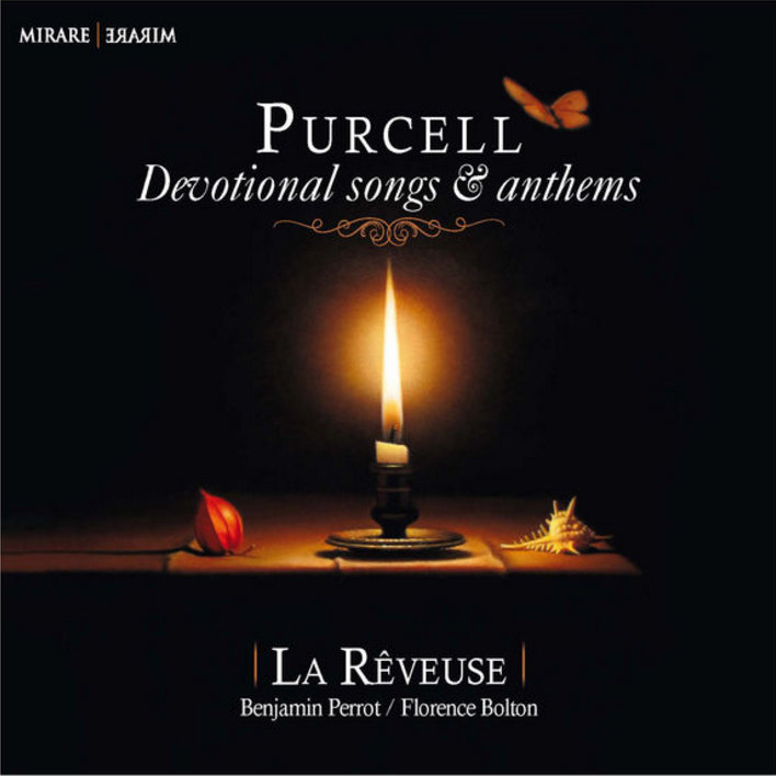 PURCELL : DEVOTIONAL SONGS